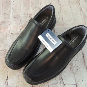 Deer Stags Greenpoint Loafers 12M Black NWT